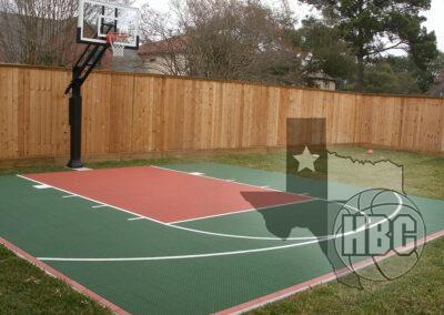 25x25 Basketball Court
