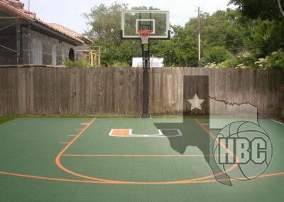 30x30 Basketball Court