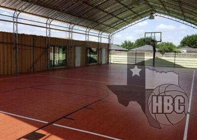 40x80 Basketball Court