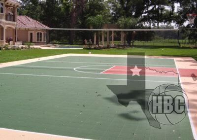 40x80 Multi-sport Court