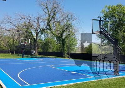 40x85 Basketball Court