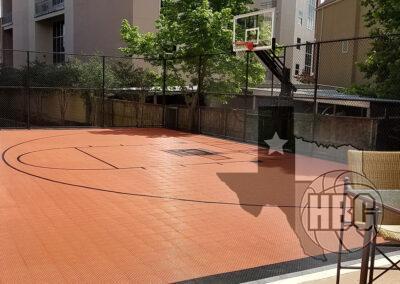30x50 Basketball Court