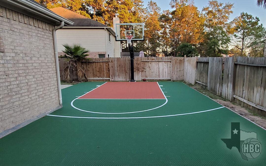 A 3-point Court