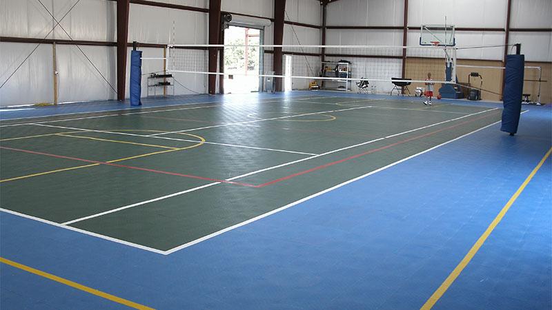 Indoor Gym Flooring